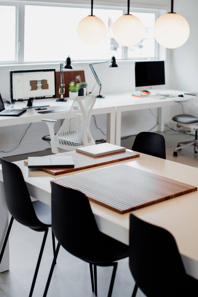 A design studio in Victoria BC.